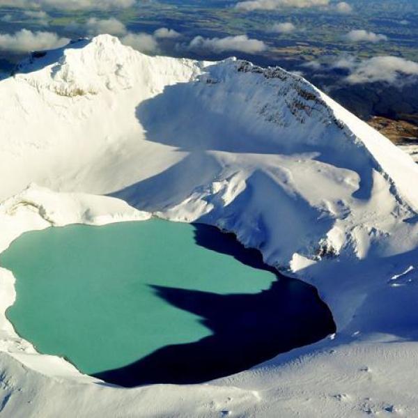 EXCURSIONES TONGARIRO - Parque Nacional de Tongariro