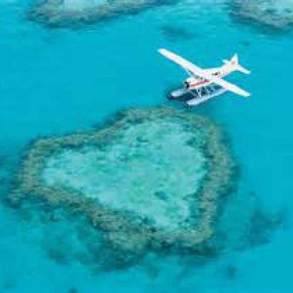 EXCURSIONES HAMILTON ISLAND - Sobrevuelo por la Barrera de Coral