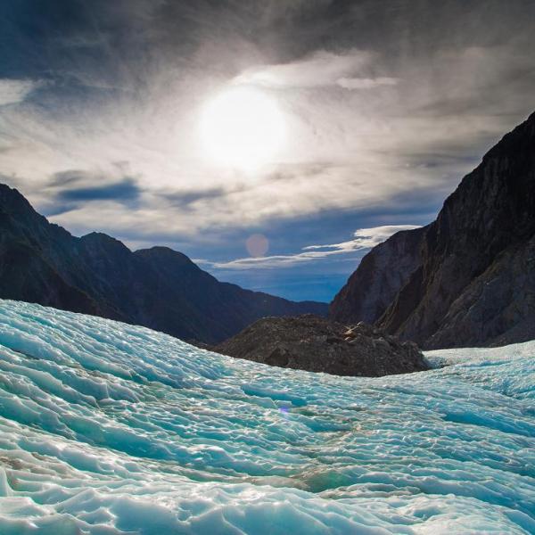 EXCURSIONES EN FRANZ JOSEF - Tour del hielo