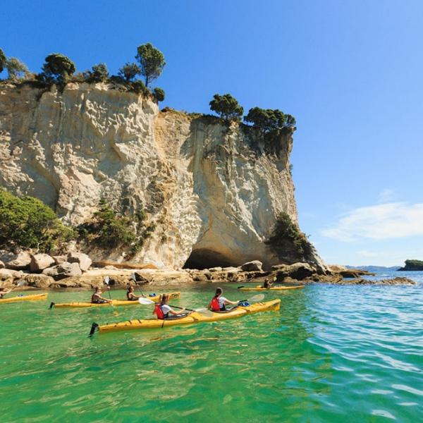 Descubre Nueva Zelanda - Coromandel Peninsula