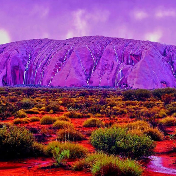 Descubre Australia - Ayers Rock