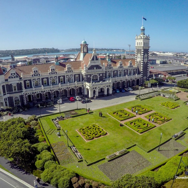 Descubre Nueva Zelanda - Dunedin