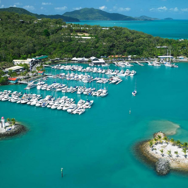 Descubre Australia - Hamilton Island
