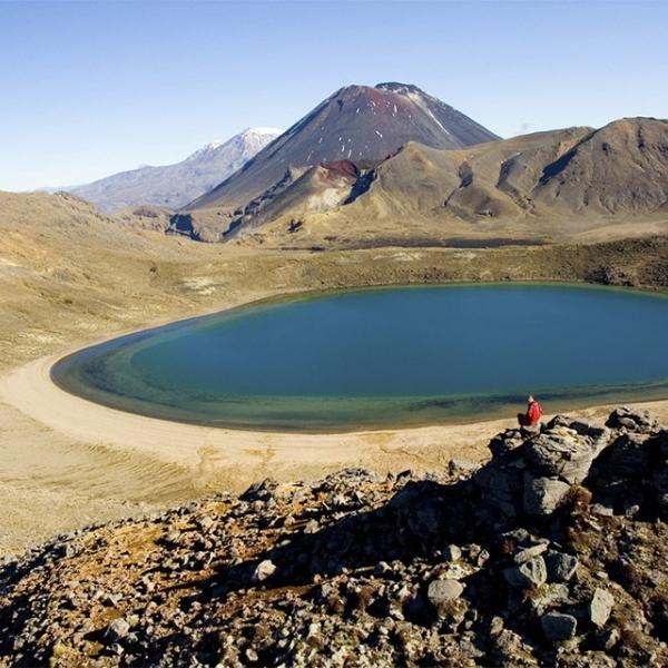 Descubre Nueva Zelanda - Tongariro National Park