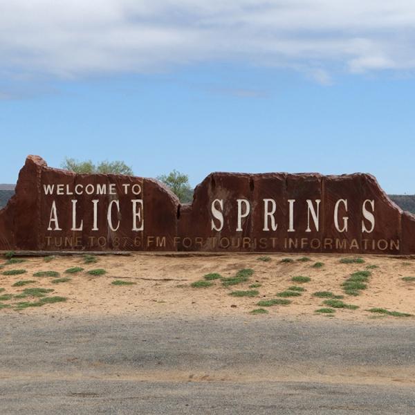 Descubre Australia - Alice Springs