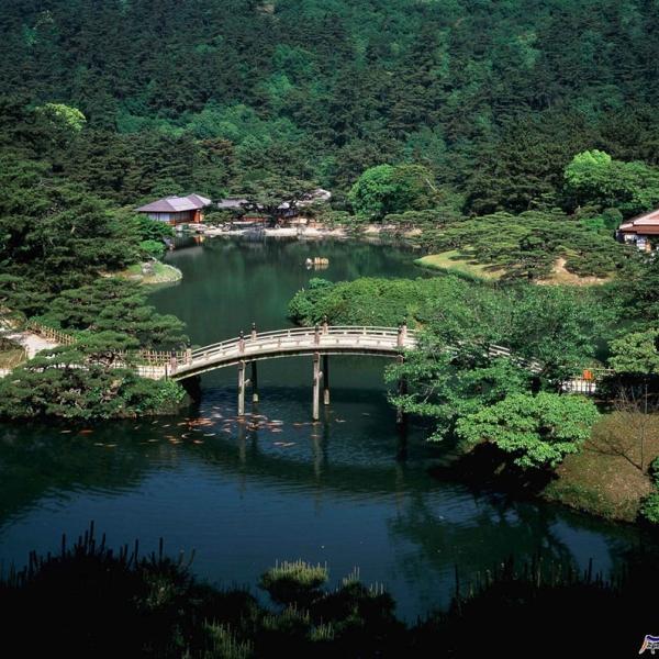Descubre Japón - Takamatsu