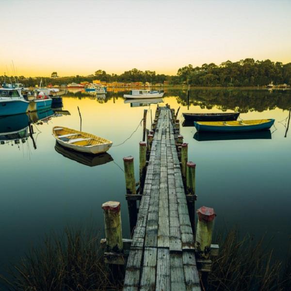Descubre Australia - Strahan
