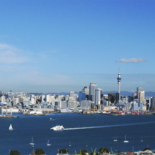 Descubre Nueva Zelanda - Auckland