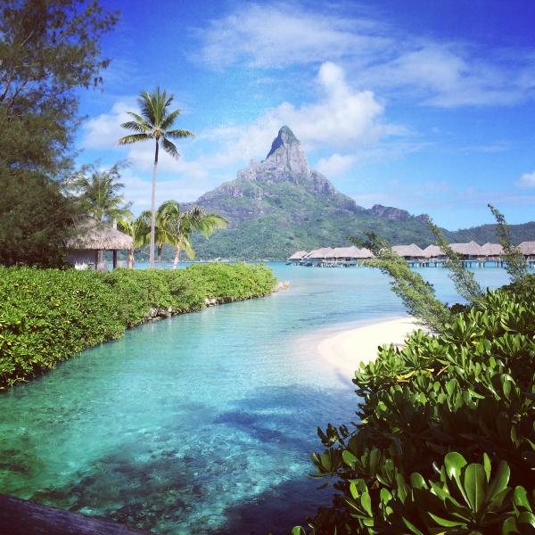 Descubre Polinesia - Bora Bora