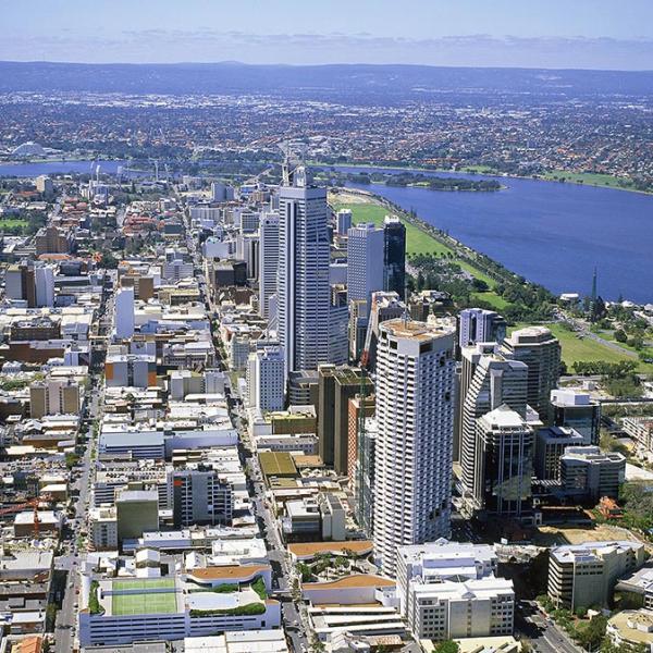 Descubre Australia - Perth