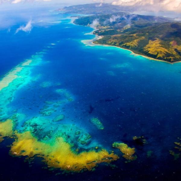 Descubre Fiji - Kadavu