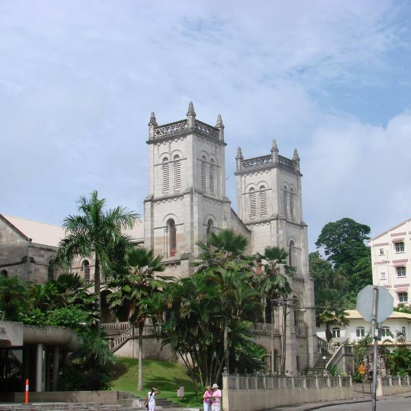 Descubre Fiji - Suva