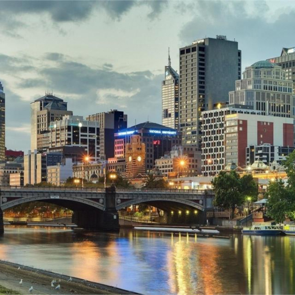 Descubre Australia - Melbourne