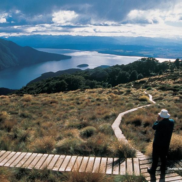 Descubre Nueva Zelanda - Te Anau