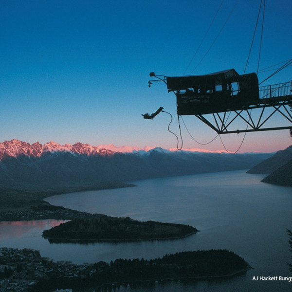 Descubre Nueva Zelanda - Queenstown