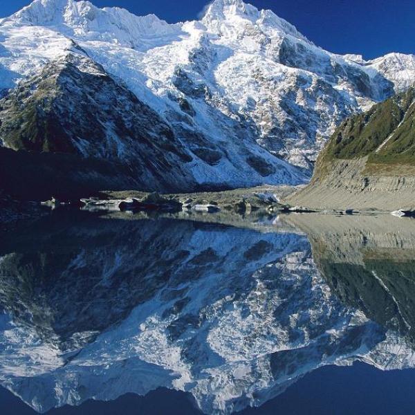 Descubre Nueva Zelanda - Mt. Cook