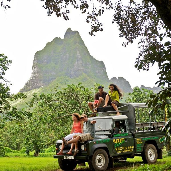 Descubre Polinesia - Moorea