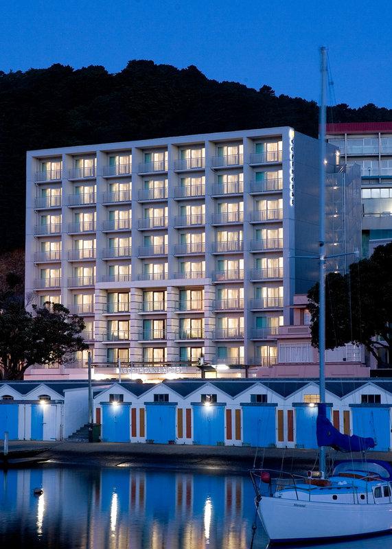 Copthorne Hotel Wellington Oriental Bay