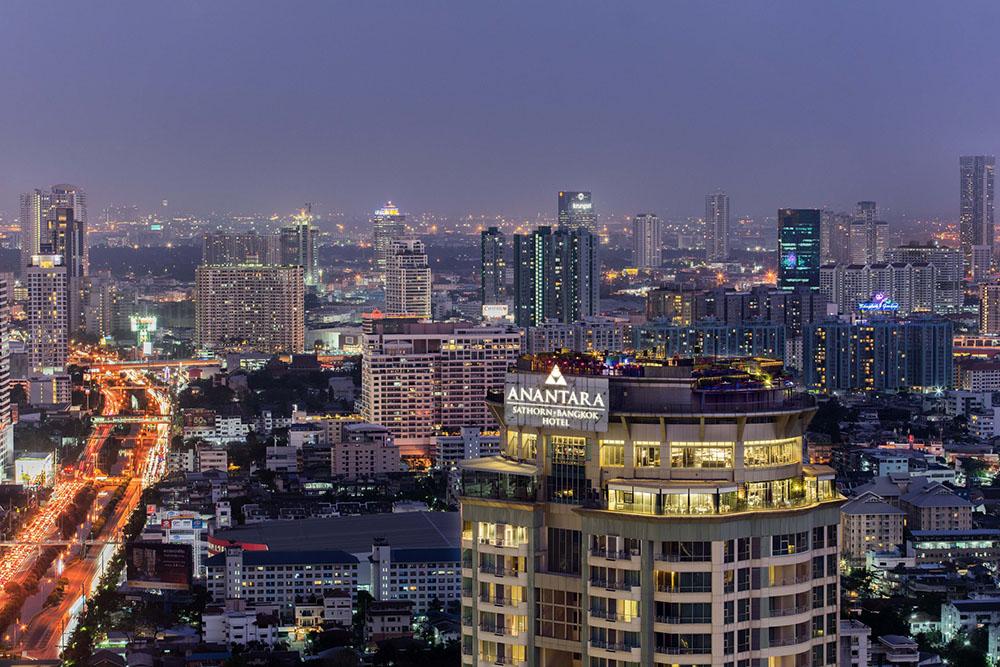 Hotel Anantara Sathorn Bangkok