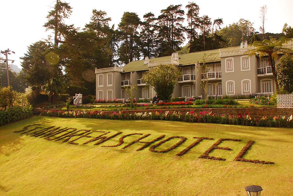 Jetwing St. Andrew´s Nuwara Eliya Hotel