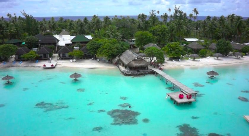 Pensión Havaiki Beach