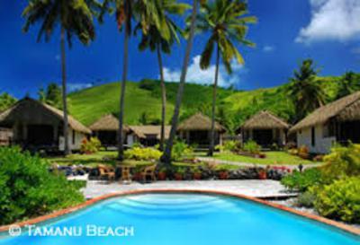 HOTEL TAMANU BEACH