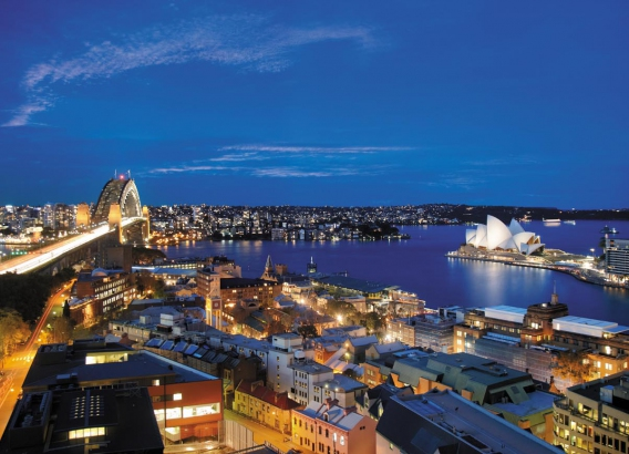 Hoteles en Australia - Shangri-La Sydney