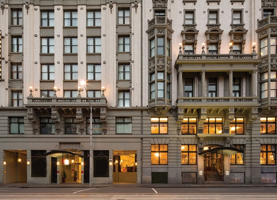 Hoteles en Australia - Rendezvous Hotel Melbourne
