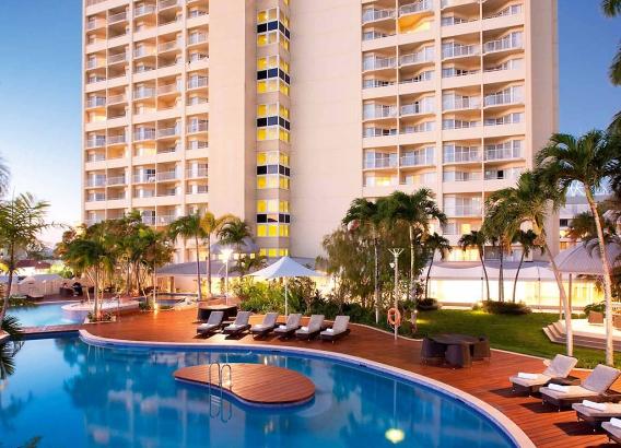 Hoteles en Australia - Pullman Cairns International