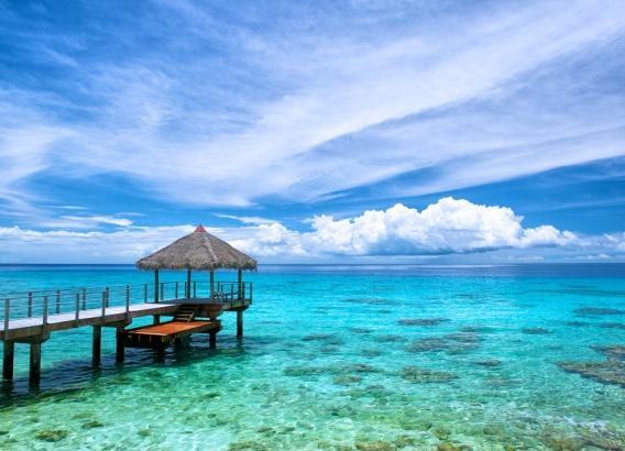 Hoteles en Polinesia - Le Maitai Rangiroa