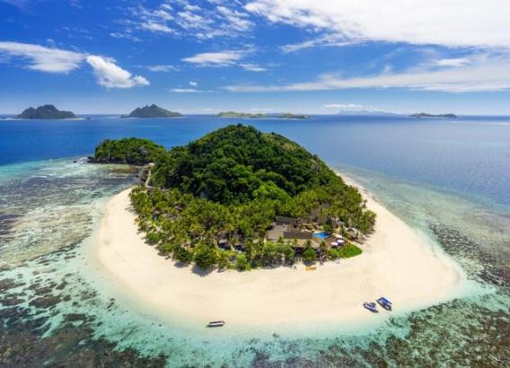 Hoteles en Fiji - Matamanoa Island Resort