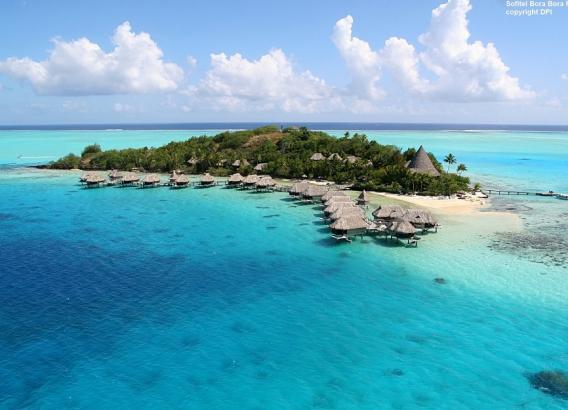 Hoteles en Polinesia - Sofitel Bora Bora Private Island