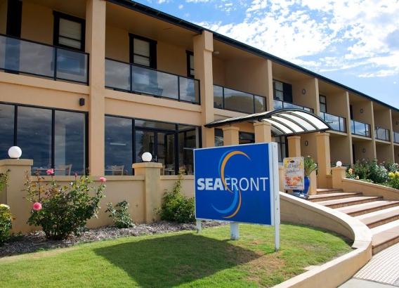 Hoteles en Australia - Kangaroo Island Seafront