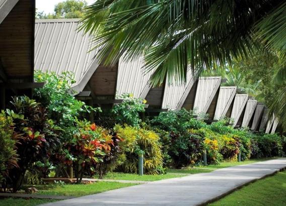 Hotel Hamilton Island Palm Bungalows