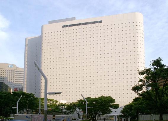 Hoteles en Japón - Washington Hotel Shinjuku