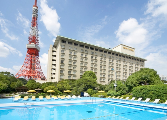 Hoteles en Japón - Prince Hotel Tokyo