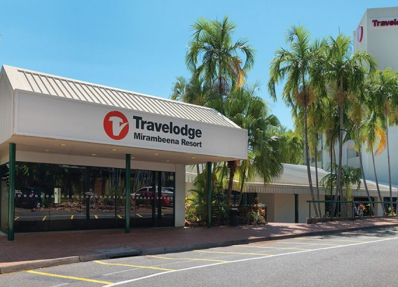 Hoteles en Australia - Travelodge Mirambeena Resort Darwin