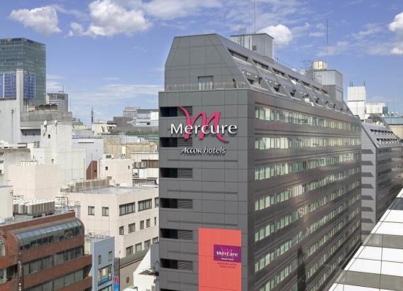 Hoteles en Japón - Mercure Hotel Ginza Tokyo