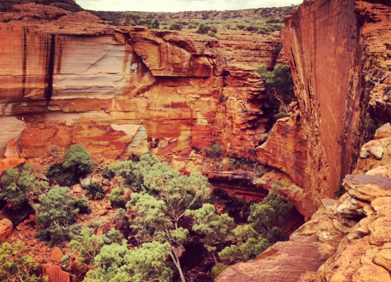 Hoteles en Australia - Kings Canyon Resort