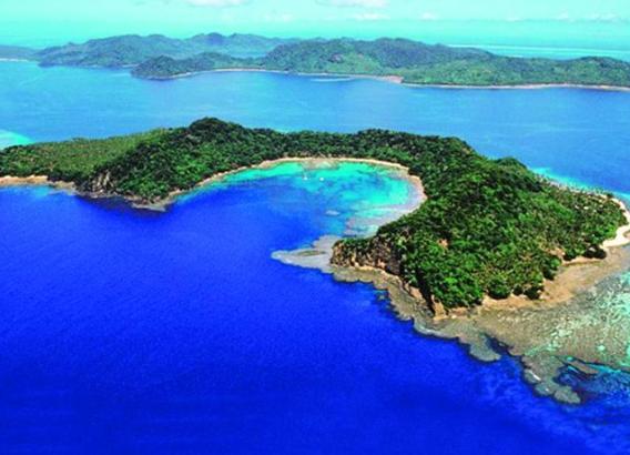 Hoteles en Fiji - Matangi Private Island Resort