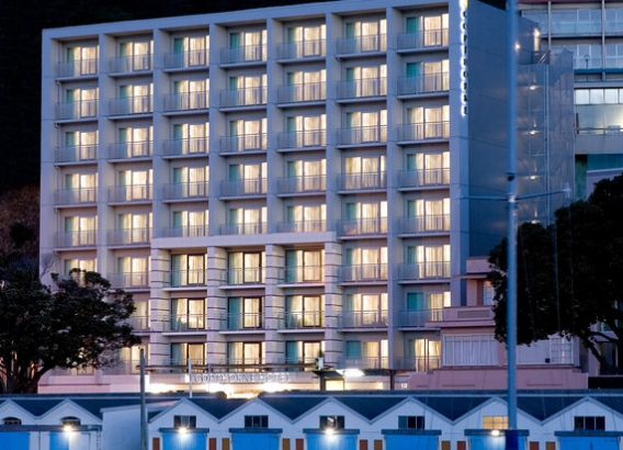 Hotel Copthorne Hotel Wellington Oriental Bay