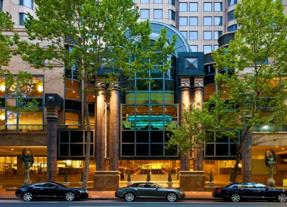 Hoteles en Australia - Sheraton On The Park