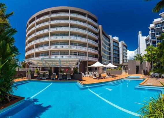 Hoteles en Australia - Double Tree by Hilton