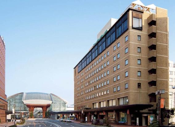 Hoteles en Japón - Kanazawa Miyako Hotel