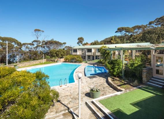 Hoteles en Australia - Mercure Kangaroo Island Lodge