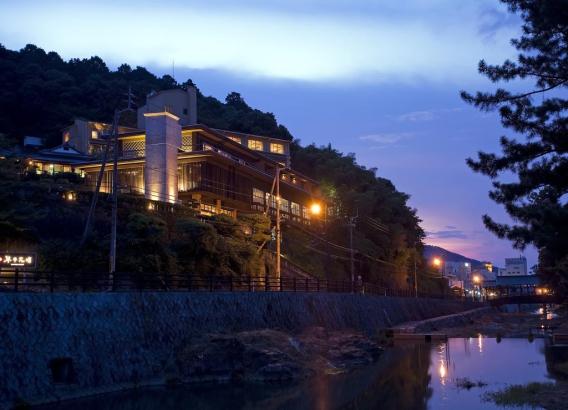 Hoteles en Japón - Hotel Kotohira Kadan