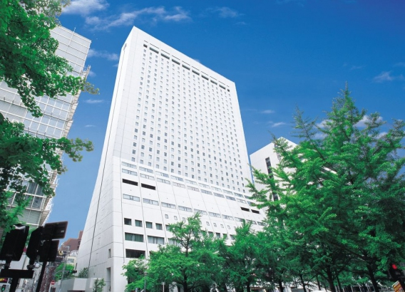 Hoteles en Japón - Nikko Osaka hotel