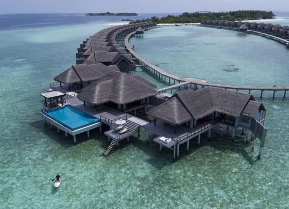 Hotel Anantara Kihavah Maldives Villas