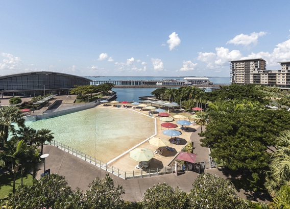 Hoteles en Australia - Vibe Hotel Darwin Waterfront