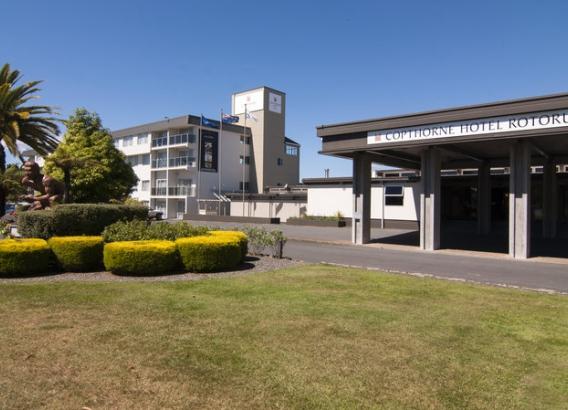 Hotel Hotel Copthorne Rotorua